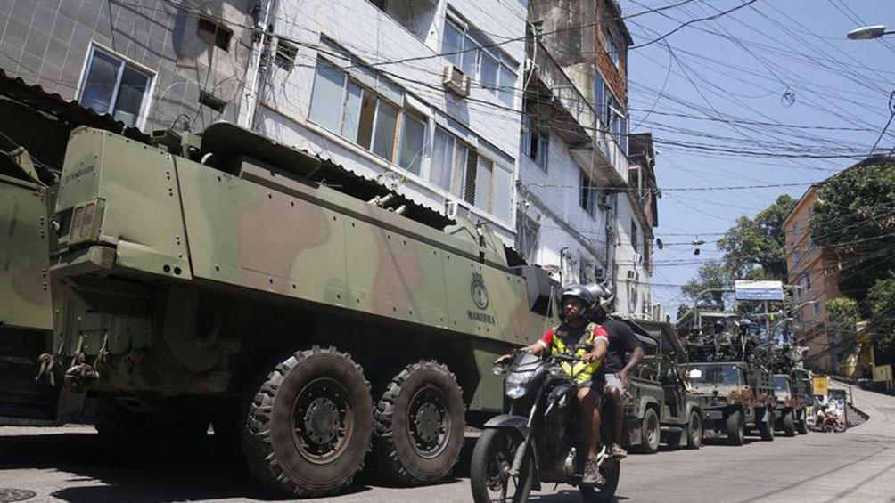 El gobernador de Amazonas, Wilson Lima, pidió ayuda de las fuerzas federales